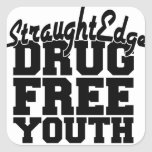 Drugfree Youth Sticker