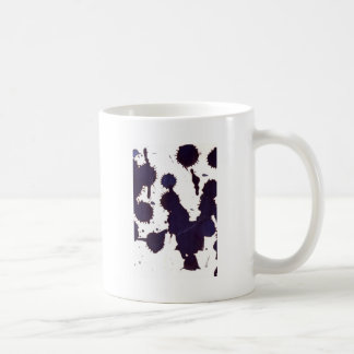 drugging drips, from a height coffee mug