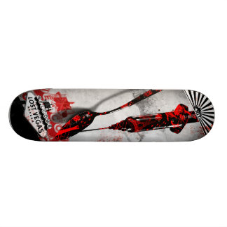 Drugs - Gun - EXIT Lost Vegas August 29, 2009 Skateboard Deck