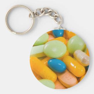 Drugs Key Chain