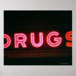 Drugs Print