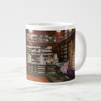 Drugstore - G.W. Armstrong drug store 1913 Large Coffee Mug