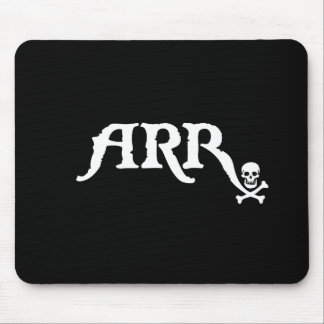 Drugstore Pirate Mouse Pad