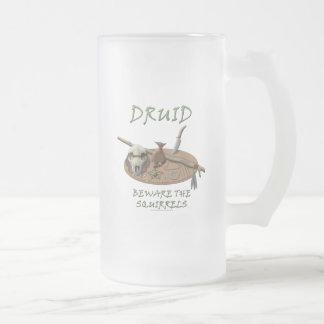 Druid Beware the Squirrels Coffee Mug