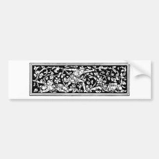 druid bumper sticker