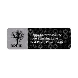 Druid Label