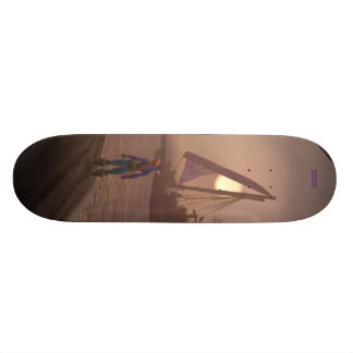 Druid Moonrise Skateboard