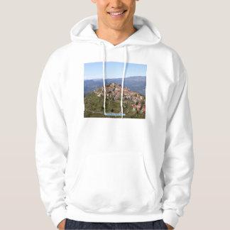 Druid Shrine, Liguria, Italy Hooded Sweatshirts