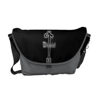 druid stave messenger bag
