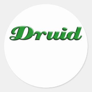 druid stickers