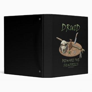 """Druida: Guárdese de las ardillas Carpeta 1"""""""