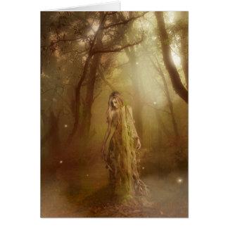 druidism tarjeta de felicitación