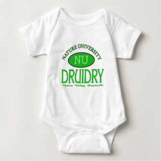 Druidry University Baby Bodysuit