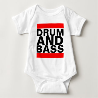 Drum and Bass Baby Bodysuit