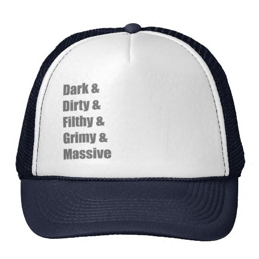 Drum and Bass DnB Electro Dub step Dubstep Grime Trucker Hats