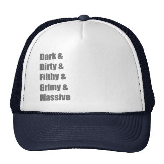 Drum and Bass DnB Electro Dub step Dubstep Grime Trucker Hat