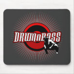 Drum and Bass dnb Mouse Pad