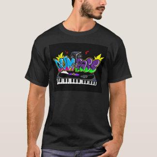 Drum and Bass Graffiti T-Shirt