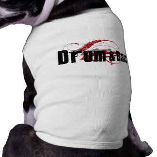 Drum and Bass Mob Dog T-shirt