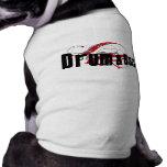 Drum and Bass Mob Dog Tshirt