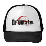 Drum and Bass Mob Trucker Hats