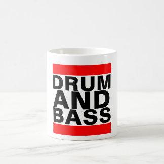 Drum and Bass Mug