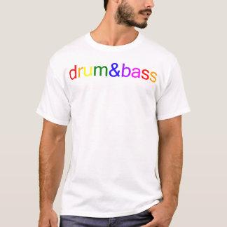 Drum and Bass Spectrum T-Shirt