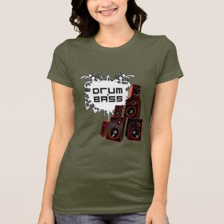 Drum & Bass - Speakerstack T-Shirt