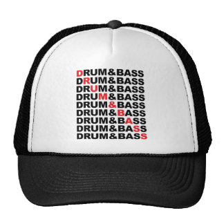 Drum & Bass Square Cap