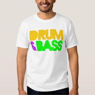 Drum & Bass Tee Shirt