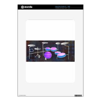 Drum Beat iPad Skins
