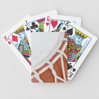 Drum Bicycle Playing Cards