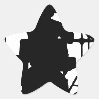 drum bull.png star sticker