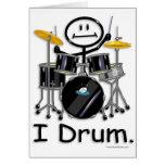 Drum Cards