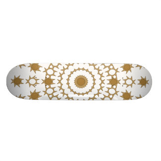 Drum Circle Skateboard Deck