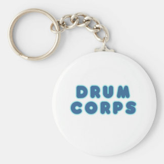 DRUM CORPS KEYCHAIN