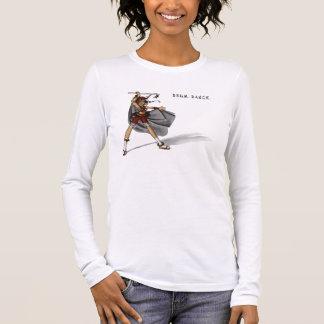 Drum Dance Long Sleeve T-Shirt