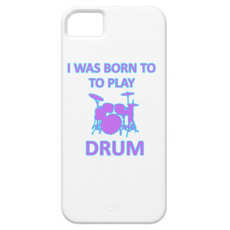 Drum Deigns Cover For iPhone 5/5S