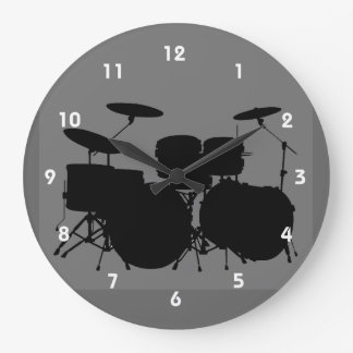 Musical Instrument Wall Clocks Zazzle