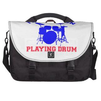 Drum Designs Commuter Bags