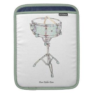 Drum diddee dum iPad sleeves