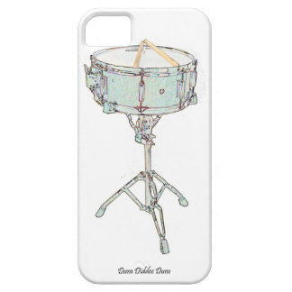 Drum diddee dum iPhone SE/5/5s case