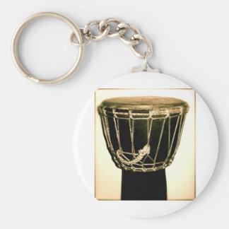 Drum Drum Drumming! Keychain