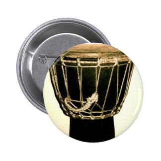 Drum Drum Drumming! Pinback Button