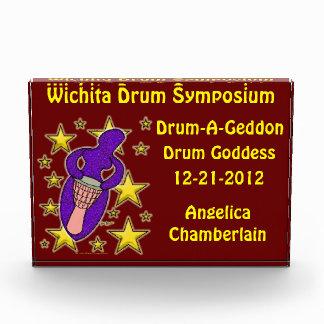 Drum Goddess Award 3