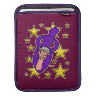 Drum Goddess iPad Case Sleeves For iPads