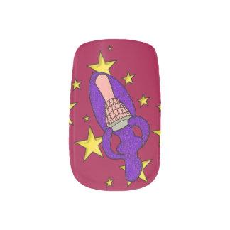 Drum Goddess Minx ® Nail Wraps