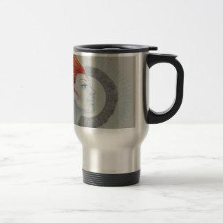 Drum Goddess Travel Mug