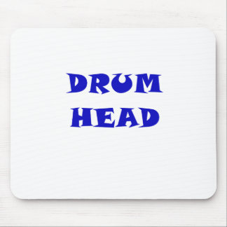 Drum Head Mouse Pad