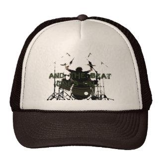 Drum Hero Mesh Hats